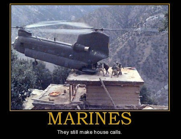 USMC Humor - Liberty Bell ChapterFirst Marine Division